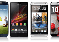 Galaxy S4 vs Sony Xperia Z vs HTC One vs Optimus G Pro: Infografica!