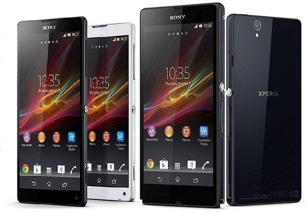 Sony Xperia Z e Sony Xperia ZL - Diferenças | AndroidPIT