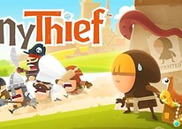 Tiny Thief : le nouveau jeu de Rovio arrive sur Android