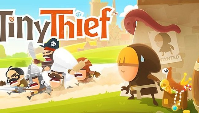Tiny Thief, nuovo gioco Android di Rovio