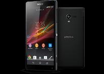 Sony Xperia ZL arriverà in Europa ad Aprile