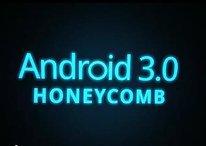 UPDATE: Google präsentiert Android 3.0 Honeycomb