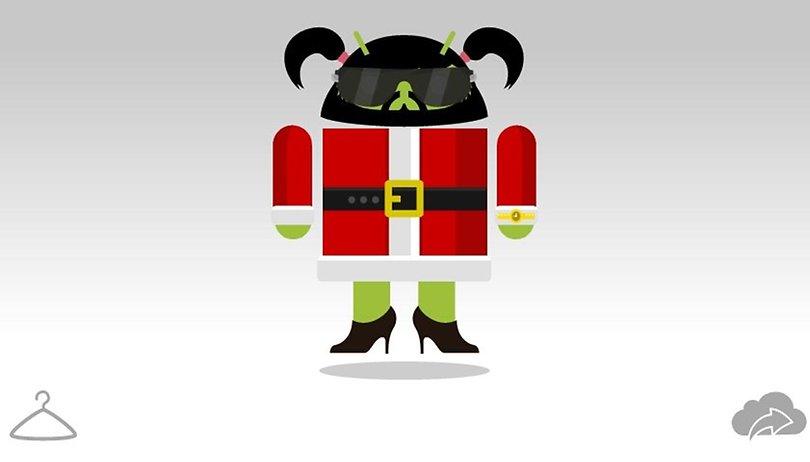 Für alle die schon immer einen eigenen Androiden wollten: Googles Androidify App