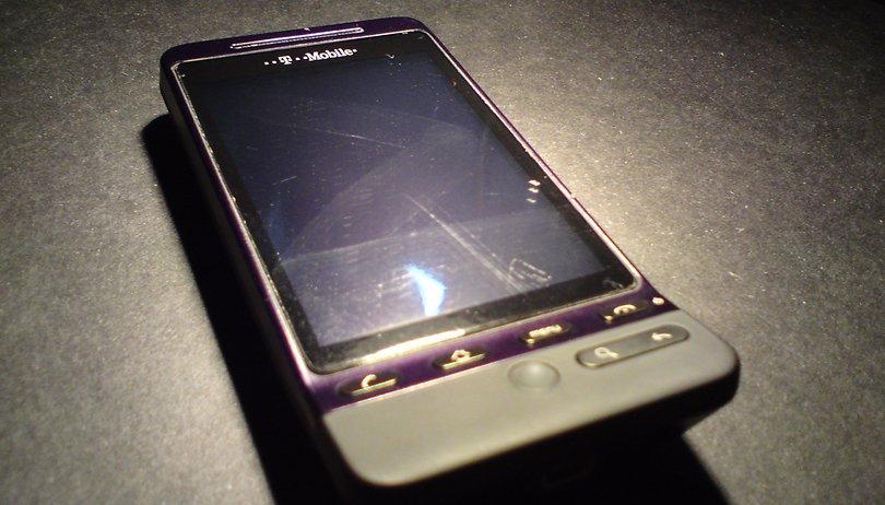 Der Touchscreen und die Finger - ein Sicherheitsproblem