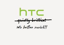 Angriff ist die beste Verteidigung - HTC strikes back