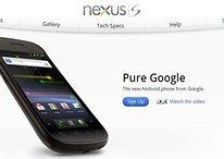 [Update 2] Gingerbread SDK und Nexus S Specs veröffentlicht