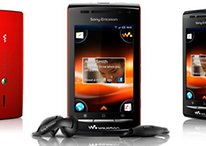 Sony Ericsson W8 - erster Walkman-Androide offiziell