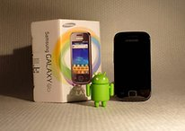 [Kurz-Review] Samsung Galaxy Gio - das günstigere Galaxy Ace?