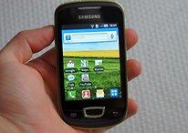 [Kurz-Review] Samsung Galaxy mini