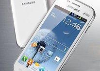 Samsung Galaxy S Duos: Zwei SIM-Karten und Design des Galaxy S3