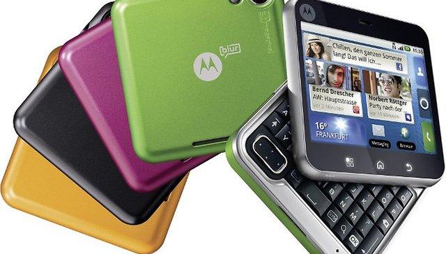 Ab Juli wird ausgeflippt - Motorola Flipout kommt nach Deutschland