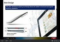 Sony Quadcore Tablet zur IFA: Sony Xperia  - flacher, schneller und ...