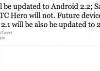 Sprint macht es offiziell: kein Froyo für das HTC Hero