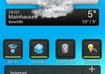 ICS & HTC Sense 4.0 für das EVO 3D – Bilder und Video
