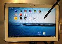Samsung: Warum das Galaxy Note 10.1 besser als das neue iPad ist