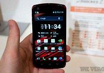 [Video] Arrows Z - Tegra 3 Androide von Fujitsu