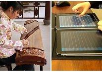 [Video] Tablet-PCs als Ersatz für chinesische Zither