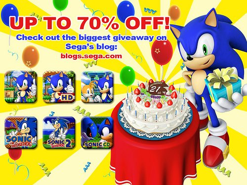 sega sonic android games