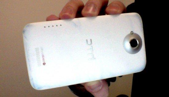 HTC One X Gehäuse Probleme
