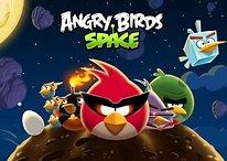 Angry Birds Space: La NASA nos explica cómo funciona - ¿Queréis verlo?