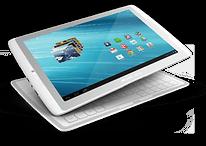 Archos 101 XS: un tablet de 10 pulgadas con teclado y ultra fino