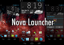 [App] Nova Launcher – ICS Homescreen-Repacement