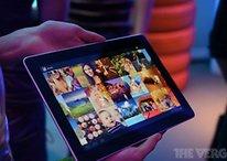 [Fotos] Huawei MediaPad 10 FHD - 4 núcleos y 1920x1200 píxeles