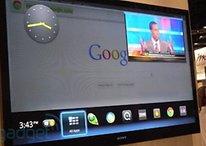 [Vídeo] Google TV se ve con Honeycomb