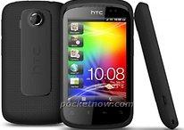 HTC Explore - El teléfono de HTC de bajo presupuesto
