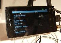 "[IFA] [Video] Android Walkman Player Prototyp von Sony im ""Walkthrough"""
