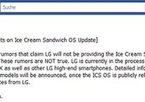 LG Promises Ice Cream Sandwich Updates For All High-End Customers