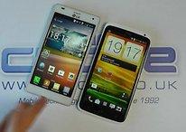 [Video] HTC One X vs LG Optimus 4X HD