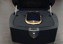 Los Android de Lamborghini con piel de cocodrilo y oro