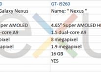D'autres appareils Nexus par Sony, LG et Samsung seraient en route