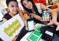 LG Optimus LTE 2 se ríe del Samsung Galaxy S3
