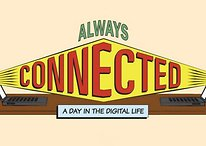 [Infographic] A Day in the Digital Life