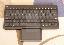 [Video] Motorola Wireless Keyboard mit Touchpad im Hands On