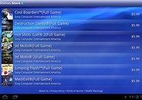 PlayStation Store für das Sony Tablet S ist da