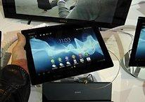 Sonys neues Xperia-Tablet S im IFA-Kurz-Test