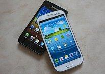 [Vidéo] Samsung Galaxy S3 vs Galaxy S2