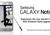[Video] Galaxy Note and David Bekham – A Musical Duo