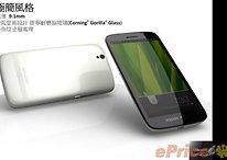 Aquos SH930 W : un Android Full HD par Sharp