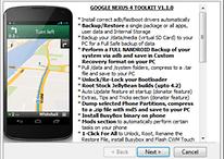 Nexus 4 - El kit de herramientas con root, Backup y más