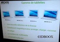 """Archos presenta el cuarto tablet de la serie XS con pantalla de 11.6"""""""