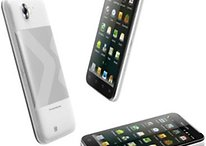 """X-view 2 - 5.3"""" Dual-Sim Smartphone mit Android 4.0"""