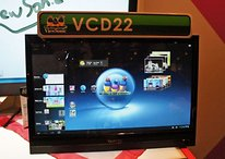 Viewsonic VCD22: video del tablet 22 pollici
