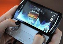 Disponible beta Ice Cream Sandwich para el Sony Xperia Play