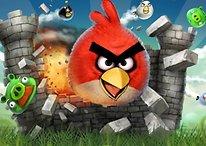 Les Angry Birds fondent droit sur la télé