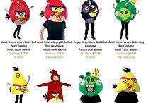 Become an Angry Bird This Halloween Season