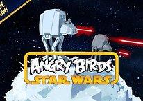 Nova atualização de Angry Birds Star Wars traz o mundo gelado de Hoth